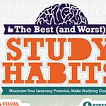 The Best (and Worst) Study Habits
