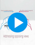 Image of Addressing Opposing Viewpoints Video