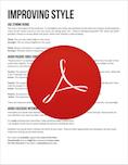 Improving Style PDF