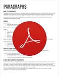 Paragraphs PDF
