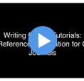 Reference Info Journals